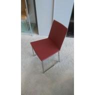 Kožená židle AIDA 04,01